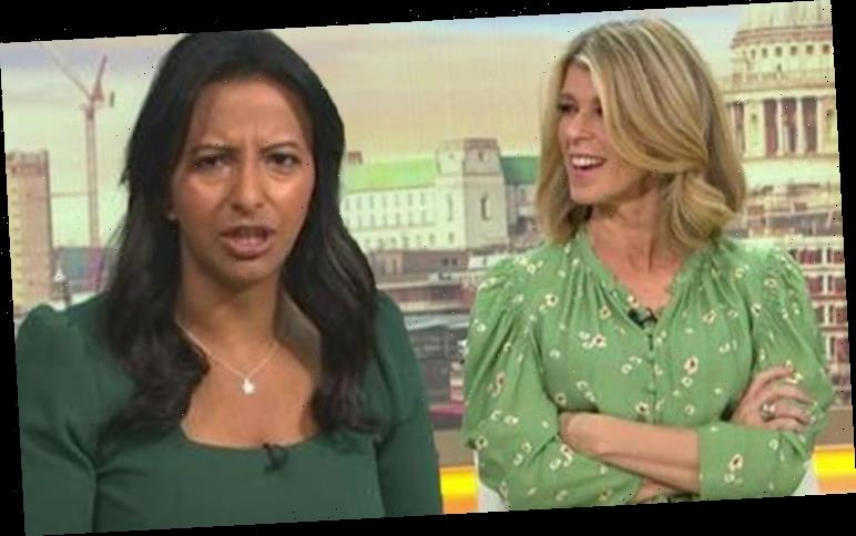 Kate Garraway scolded by Ranvir for keeping 'painful' Strictly secret 'You didn't tell me'