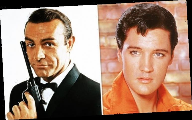 Elvis Presley confession: The King's envy of Sean Connery's James Bond exposed