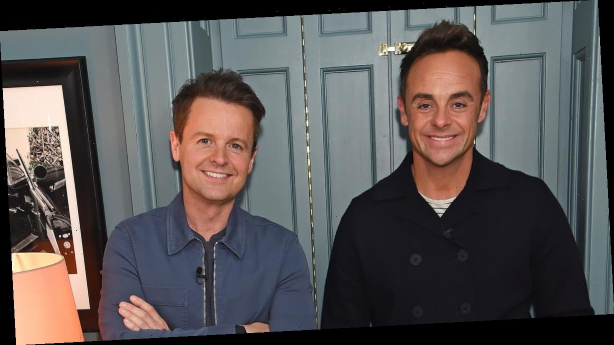 Ant and Dec height: How tall are television presenter duo Ant McPartlin and Declan Donnelly?