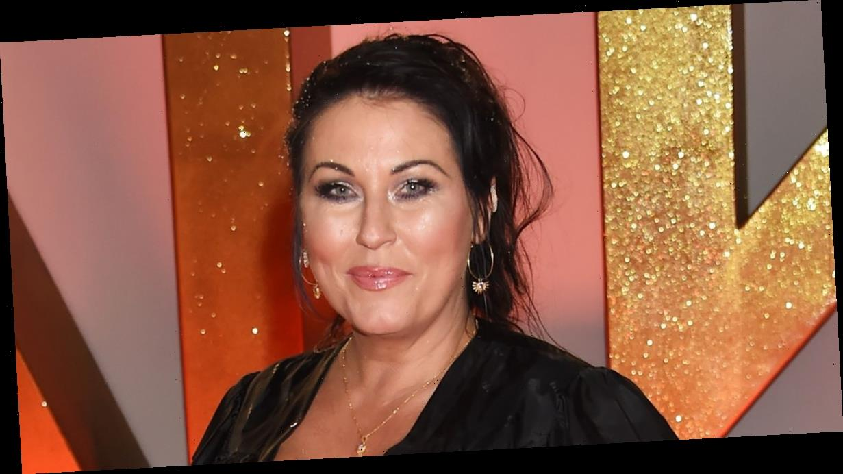 Inside EastEnders star Jessie Wallace's very glamorous and colourful London home