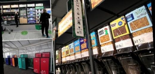 Asda launches refill dispensers for cereal, teabags, coffee and pasta