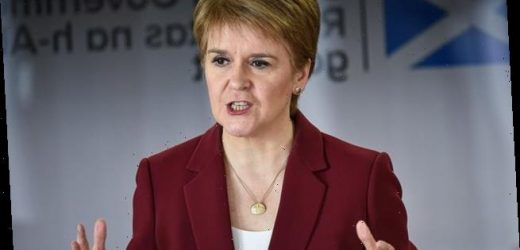 Nicola Sturgeon EXTENDS Scotland's coronavirus circuit breaker