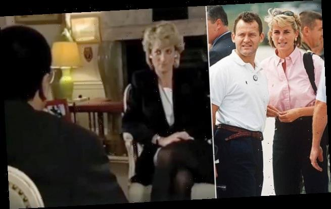Paul Burrell says Diana 'didn't regret' Panorama interview