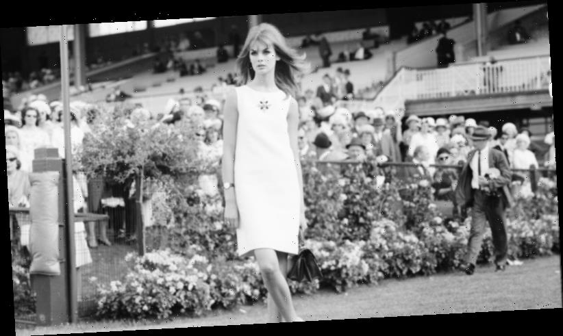 From the Archives, 1965: Shrimpton's Derby Day dress sparks fashion furore