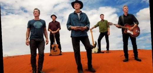 With a powerful new album, Midnight Oil makes a statement of its own