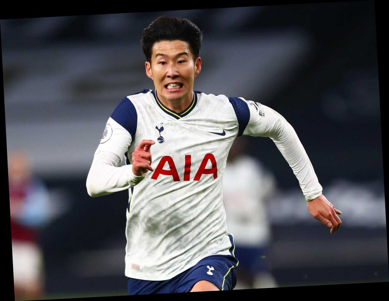 Tottenham 'offer Son Heung-min £200k-a-week contract' after Jose Mourinho plea
