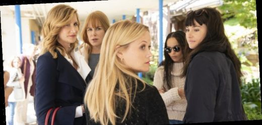 Nicole Kidman Teases More Big Little Lies, Whether We Want It Or Not