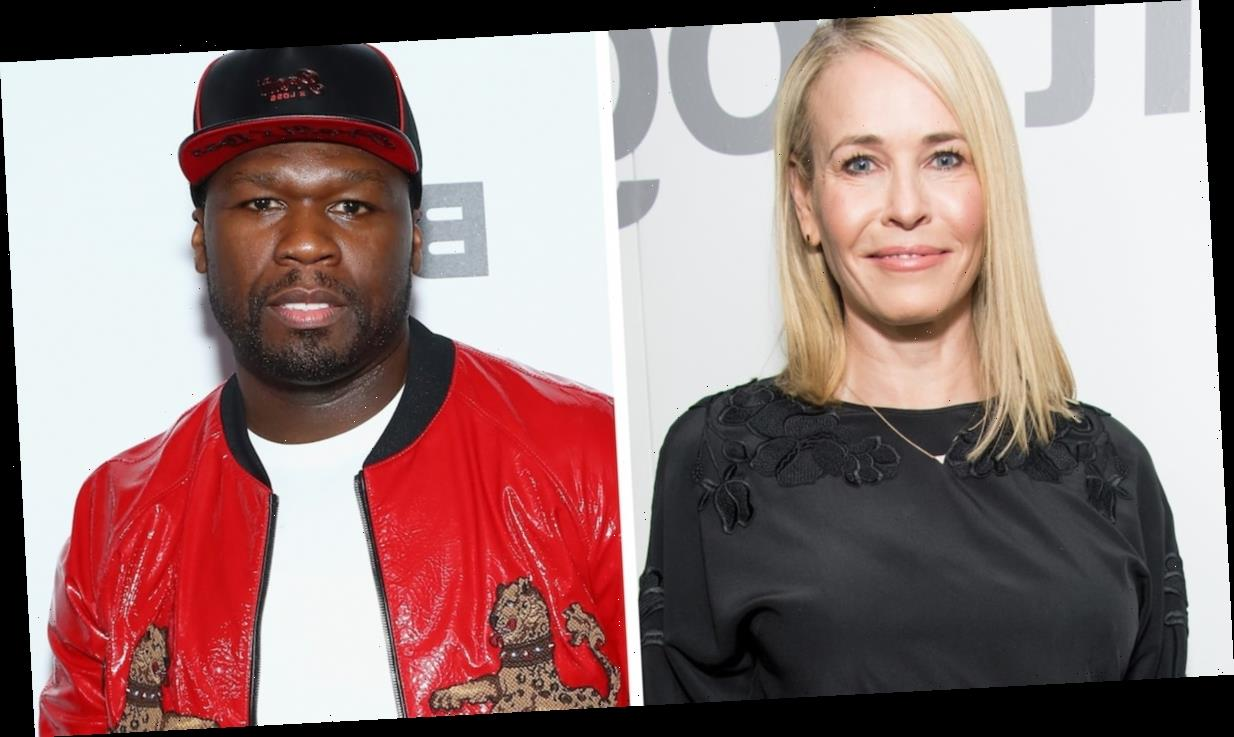 Chelsea Handler Tries to Remind Ex 50 Cent 'Black Lives Matter' After He Supports Trump