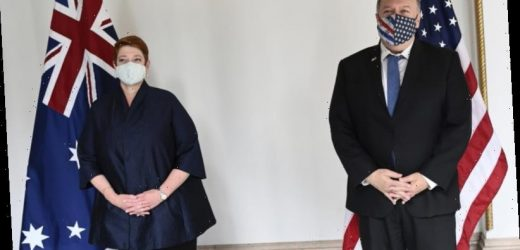 'Cover-up made pandemic worse': Marise Payne and Mike Pompeo discuss China