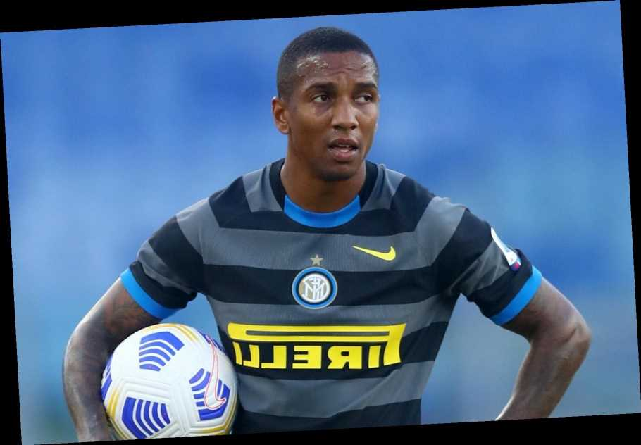 Ex-Man Utd star Ashley Young forced into self-isolation after testing positive for coronavirus, Inter Milan reveal