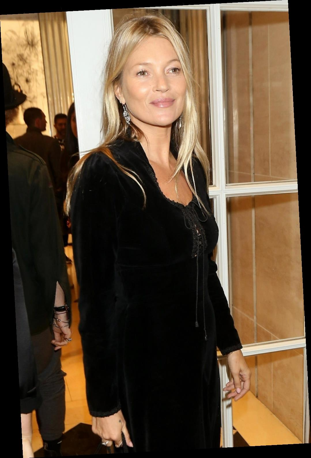 Kate Moss's jewelry idol: 'Elizabeth Taylor, nobody loved jewelry more than her'