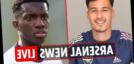 8am Arsenal news LIVE: Martinelli injury UPDATE, Ronaldo 'nearly joined Gunners', Chelsea wanted Partey transfer – The Sun