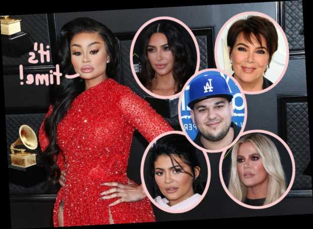 Blac Chyna's Lawsuit Against The Kardashians Is Moving Forward – Thanks To 'Substantial Evidence'! Whoa!