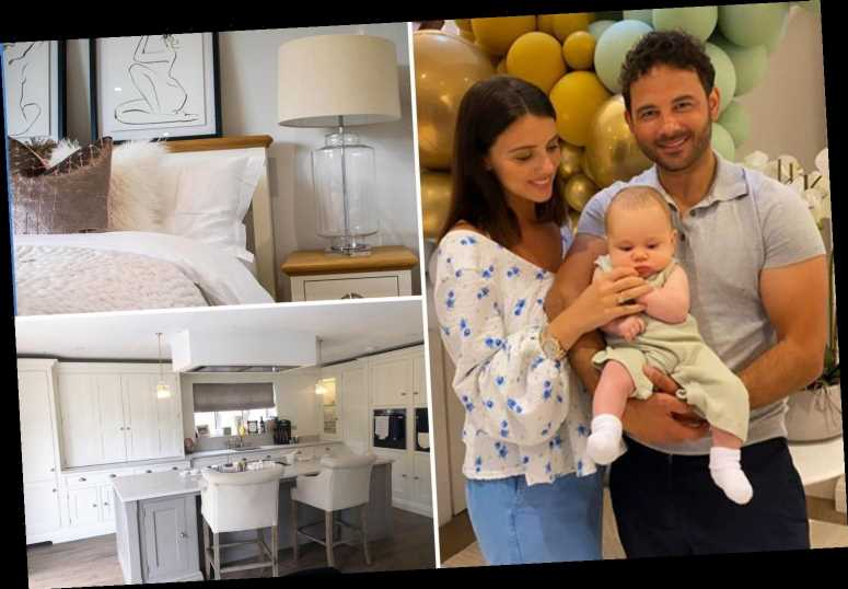 Inside Lucy Mecklenburgh's incredible second home after huge makeover project