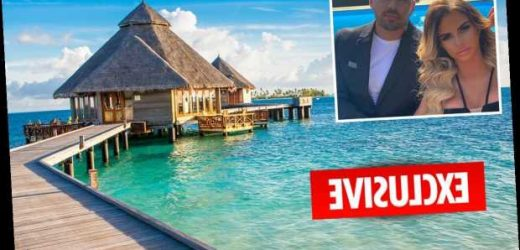 Katie Price and Carl Woods flying off on 'baby-making' Maldives holiday as she goes on strict 'fertility diet'