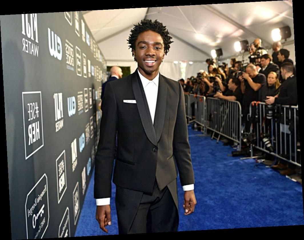 'Stranger Things' Caleb McLaughlin Could Be Marvel's First Live-Action Miles Morales
