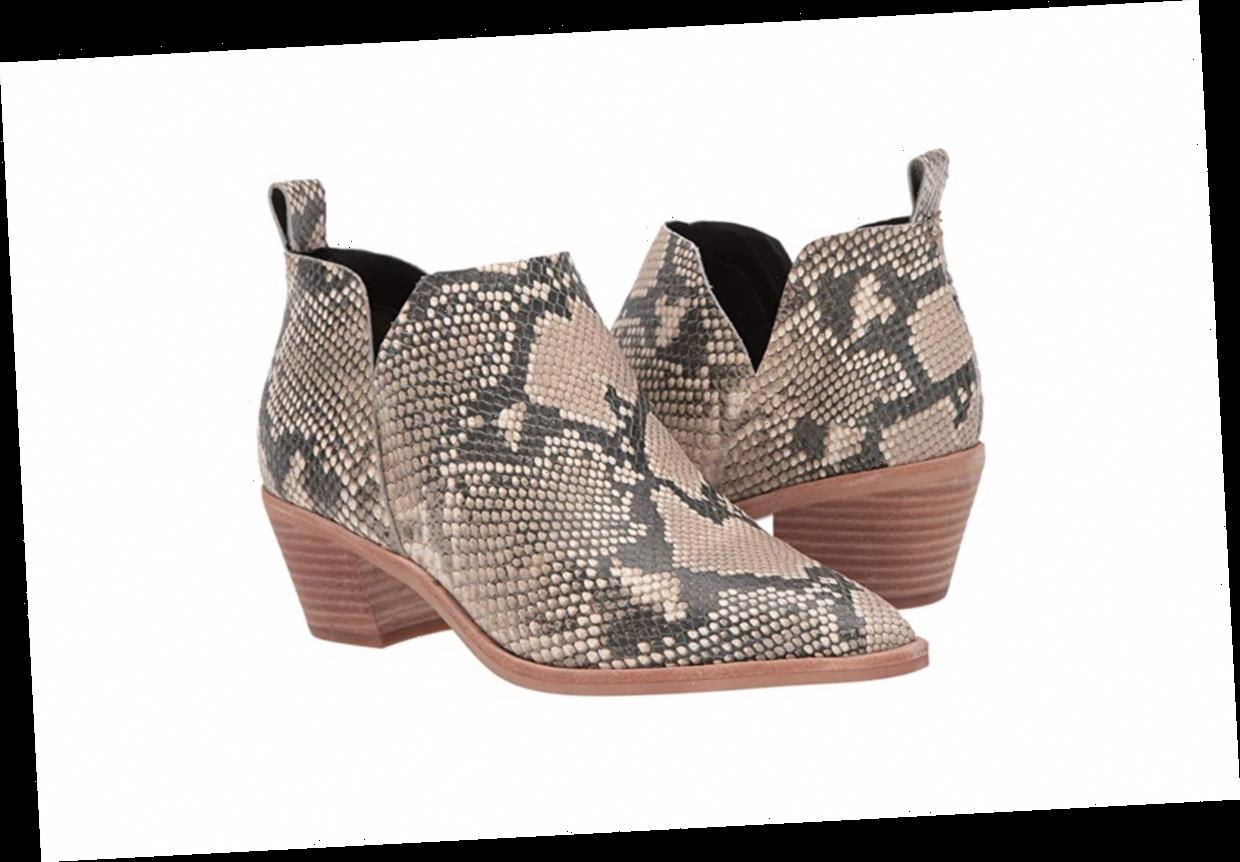 These Ultra-Chic Dolce Vita Booties Are on Sale for Up to 30% Off