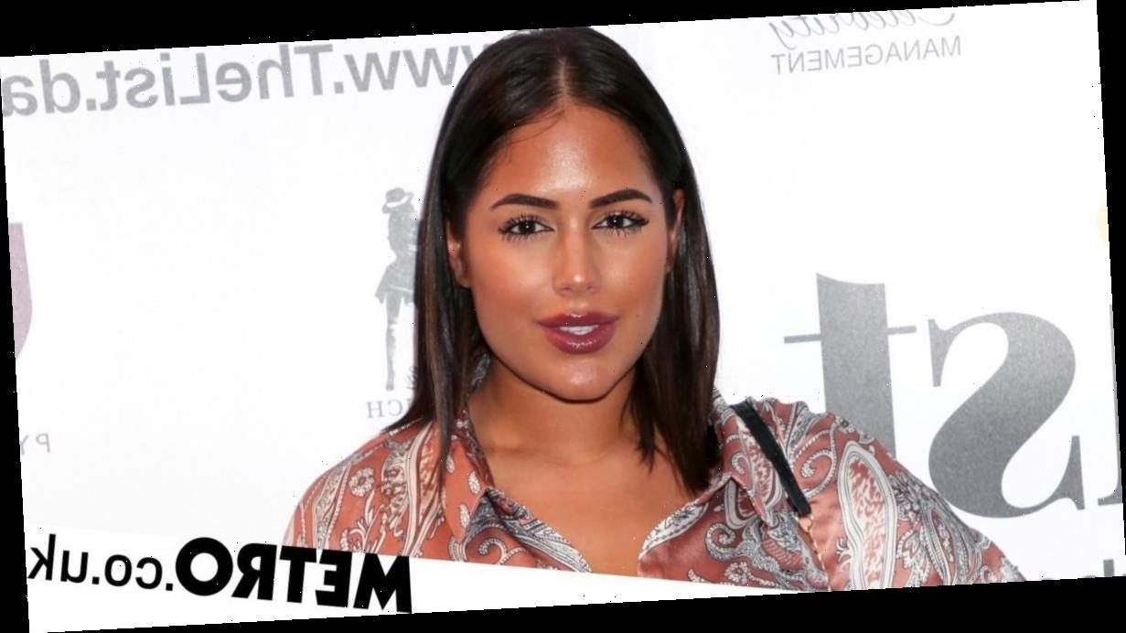 Love Island's Malin Andersson leads celebs supporting World Mental Health Day