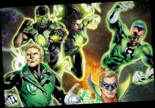 'Green Lantern' Series at Will Feature at Least 4 Versions of the Character