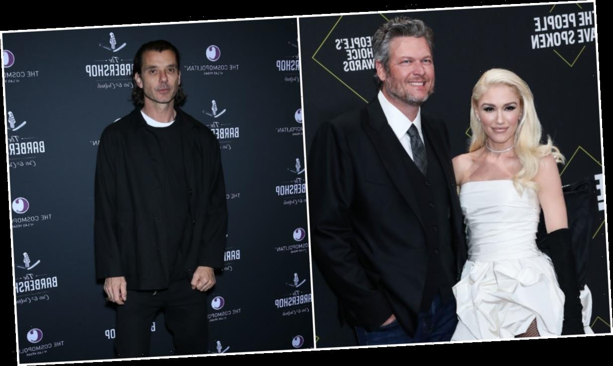 What happened to Gwen Stefani's first marriage to Gavin Rossdale?