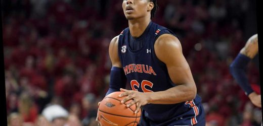 Isaac Okoro sees 'great opportunity' with Knicks in NBA Draft