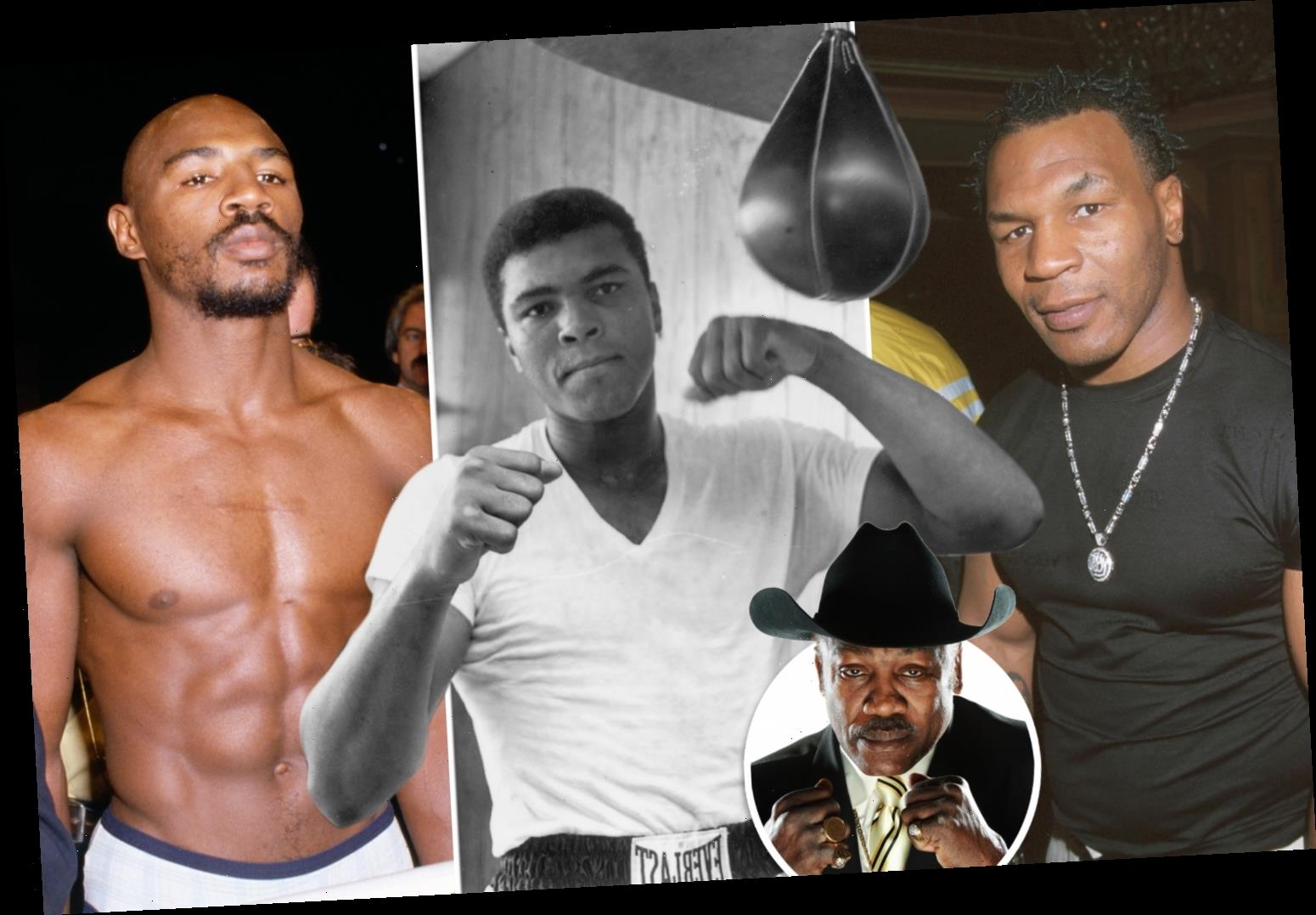 Greatest nicknames in boxing including 'Macho' Camacho, 'The Nigerian Nightmare' and Owen 'What the Heck' Beck
