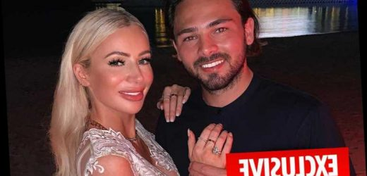 Olivia Attwood admits she worked harder in bed after fiance Bradley Dack's football injury as she talks steamy sex life