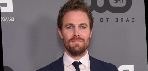 Stephen Amell Recuperating After Sustaining Back Injury On Set Of 'Heels'