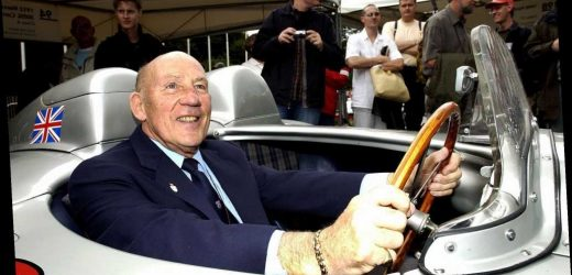 What was Sir Stirling Moss' cause of death and how many World Championships did F1 legend win? – The Sun