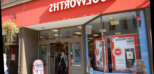 Woolworths is 'set for come back to UK high streets next year'