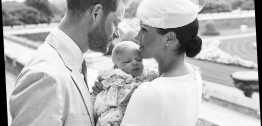 Meghan & Harry's refusal to reveal Archie's godparents 'proved they'd exaggerated own importance', says bombshell book