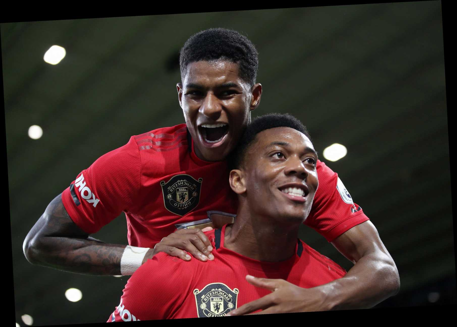 Marcus Rashford tipped to be next Man Utd captain after hat-trick heroics, giving Martial penalty and charity work