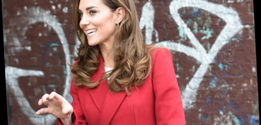 Prince William eyes up KFC as he joins Kate Middleton on photo project visit