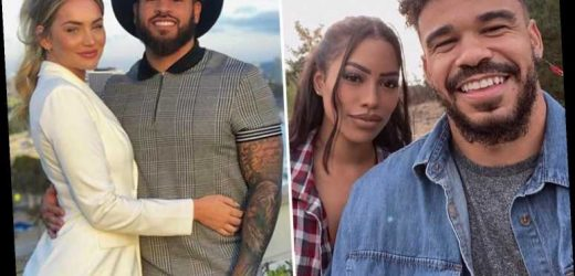 Teen Mom fans think Cory Wharton's ex Alicia Wright's new boyfriend looks just like the reality star