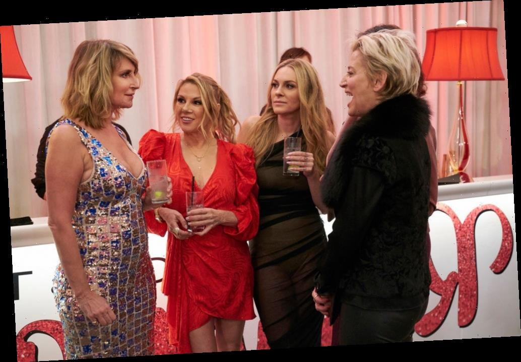 'RHONY' cast spotted back at work in Greenport post-COVID scare