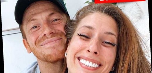 Joe Swash says proposal to Stacey Solomon will be 'intimate' – and reveals she's planned the whole wedding already