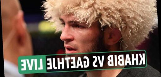 UFC 254 LIVE REACTION: Khabib RETIRES, McGregor responds, champ 'had suffered BROKEN foot and toes' just WEEKS ago – The Sun