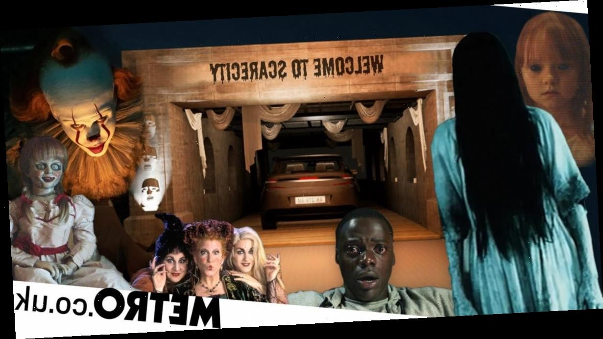 Terrifying Manchester drive-thru horror cinema is the stuff of nightmares