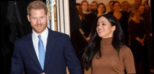 Archewell Is Live! Prince Harry and Meghan Markle Launch Foundation Website