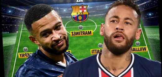 From Neymar and Martinez to De Ligt and Depay, Bartomeu failed to sign an entire team's worth of stars as he faces axe