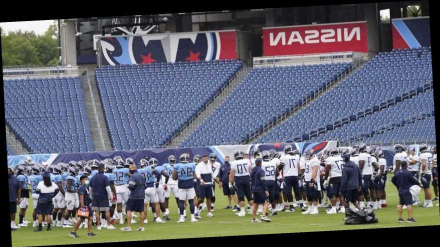 Tennessee Titans Will Allow Some Fans For Their Three October Home Games