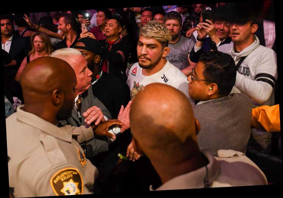 Conor McGregor's friend Dillon Danis deletes tweet about Khabib as star retires after UFC 254 win over Justin Gaethje