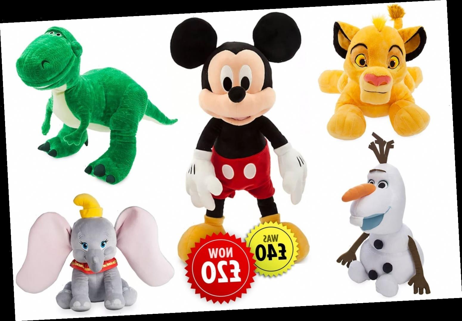 Disney launches half price toy sale and it includes Frozen, Toy Story and Lion King
