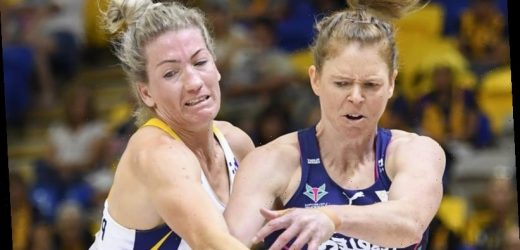 Vixens humiliate Lightning, move into grand final