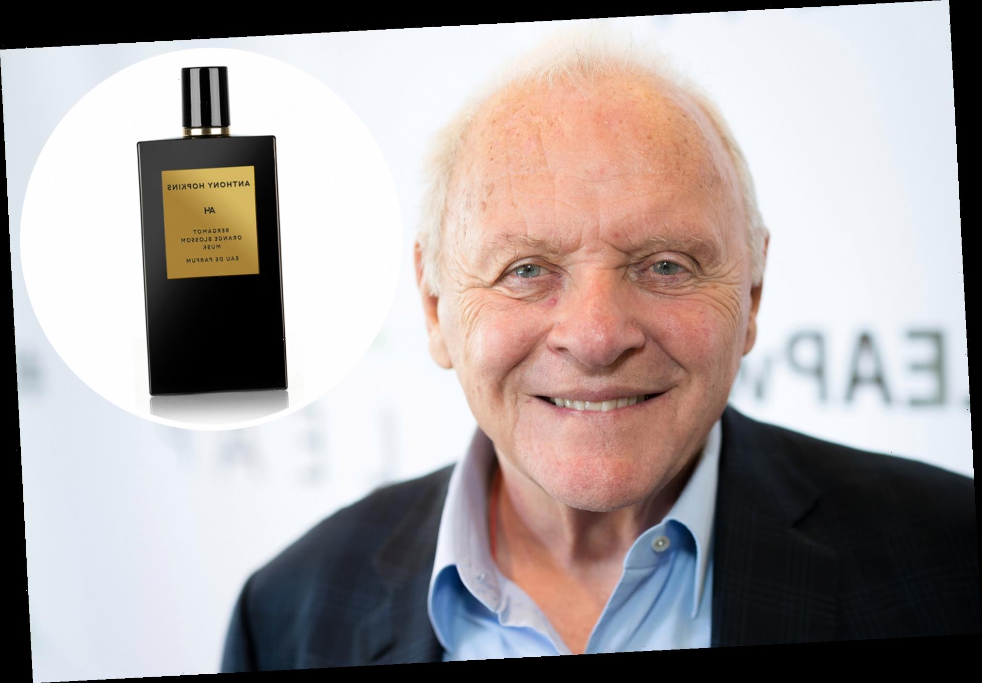 Now's your chance to smell like Sir Anthony Hopkins