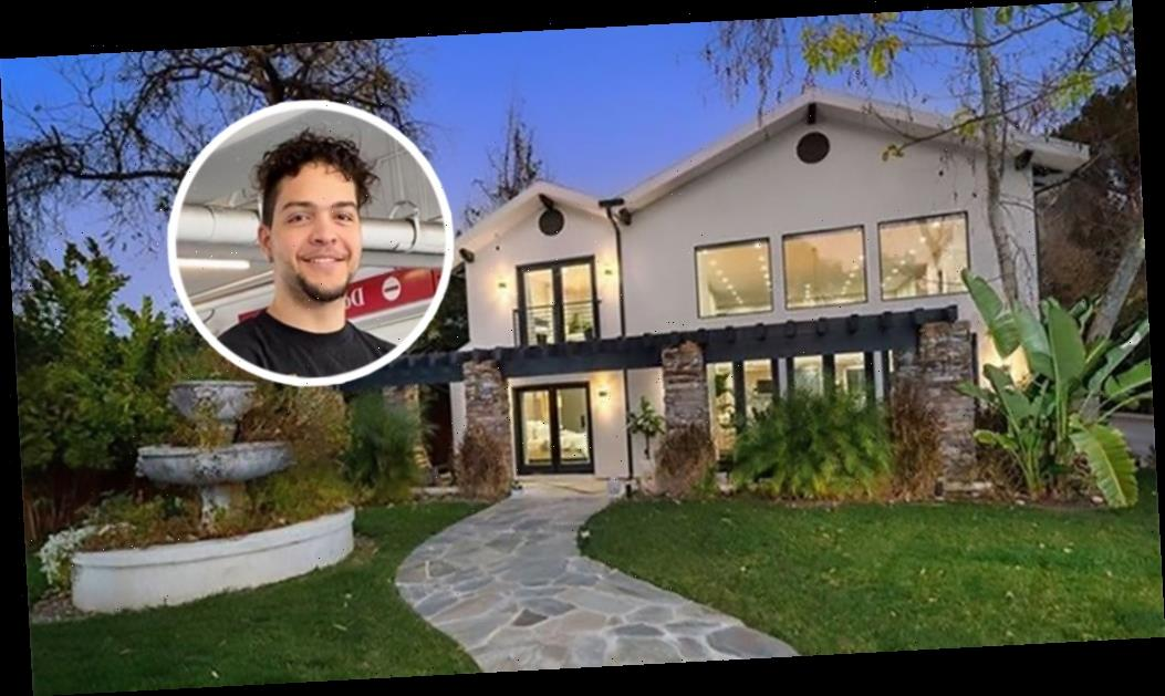 Record Producer CashMoneyAP Tunes Into Deluxe Valley Digs