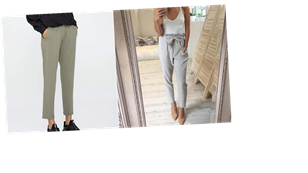 ICYMI, Amazon Has So Many Comfy and Cute Pants — Shop Our Favorites Under $50