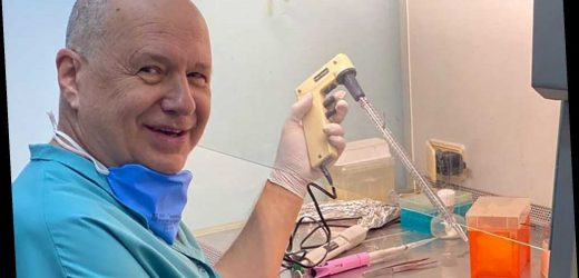 Russian scientist reportedly contracts COVID-19 twice for immunity experiment