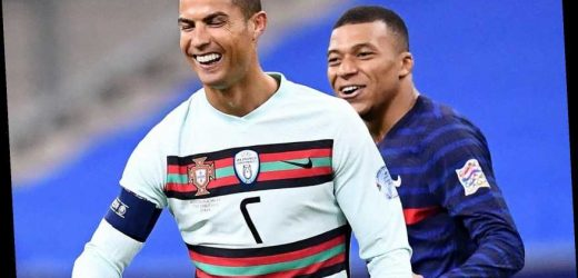 PSG target Cristiano Ronaldo in sensational transfer as replacement for Real Madrid target Kylian Mbappe next summer