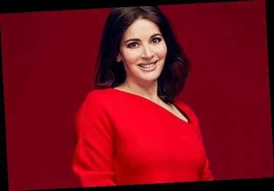 Nigella Lawson looks red hot in glam new mag shoot as she celebrates turning 60